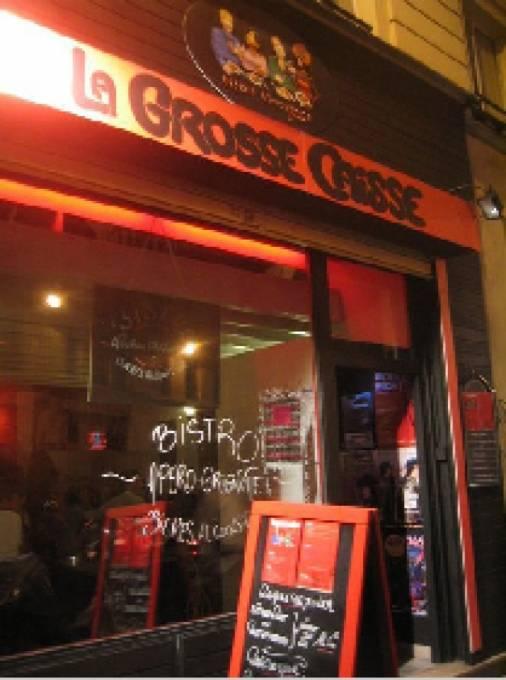 Paris-bars-La Grosse Caisse