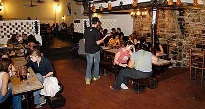 Barcelone-bars-Oveja Negra